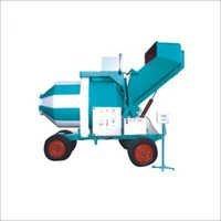 Concrete Batch Mixer