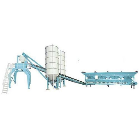 Industrial Stationary Batch Plant
