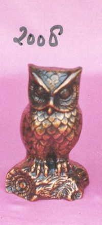 Brass Metal Owl