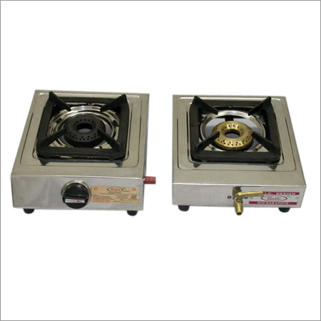 Biogas Single BurnerS.S. Knob & Handle