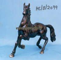 Brass Metal Horse