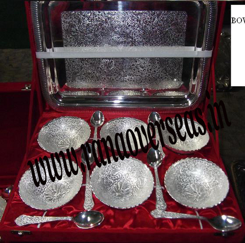 Silver Plated Bowl Sets