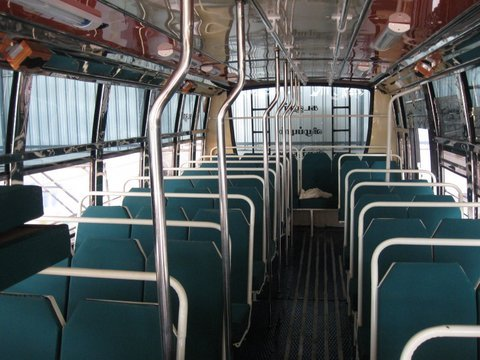 Indian Bus Coach