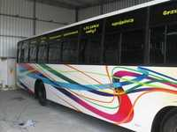 Indian Coach Bus