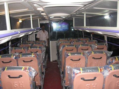 Indain Bus Coaches