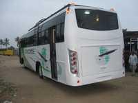 Indian Coach Bus