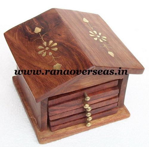 Wooden Coaster Sets