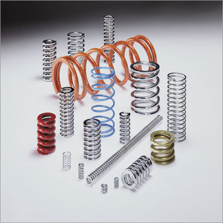 Precision Compression Spring