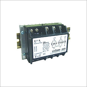 Dc To Ac Solid State Relay With Interlocking