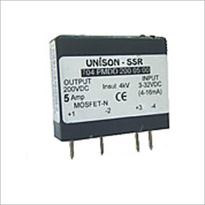 Solid State Dc to Ac Dc To Dc Relay
