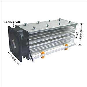 Heat Sink Type A 190 With 230Vac Fan