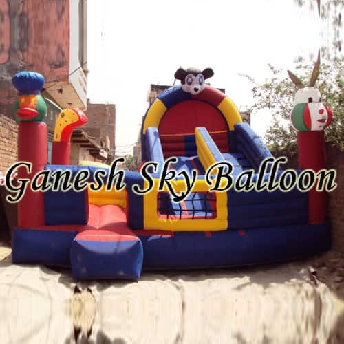 Inflatable Combo Bouncy