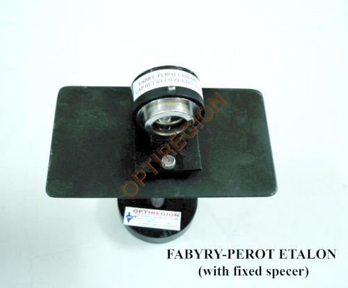 Fabry-Perot Etalon (With Fixed Spencer)