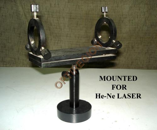 Mount For HE- Ne Laser