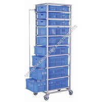 Vegetable Rack Trolley