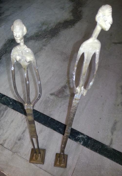 Modern Art Figurines