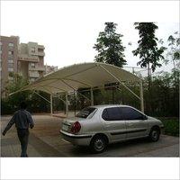 Four Wheeler Parking shade