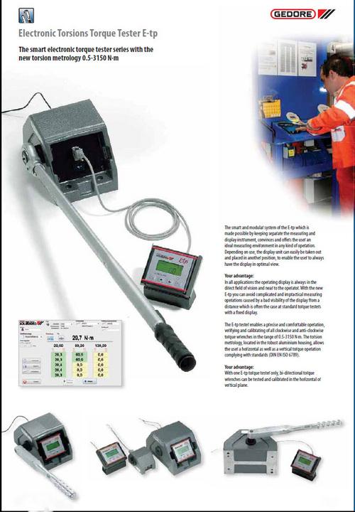 Electronic  Torsions  Torque  Tester E -tp