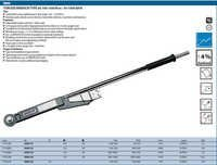 Gedore Torque Wrench Type 88    100 -1500Nm