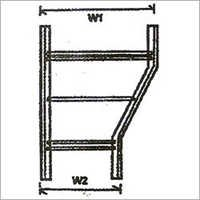 Cable Ladder Left Hand Reducer