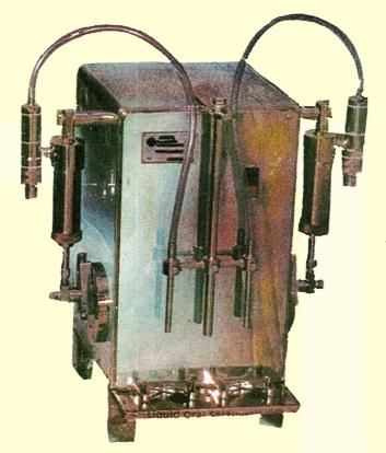 Volumetric Bottle Filling Machine