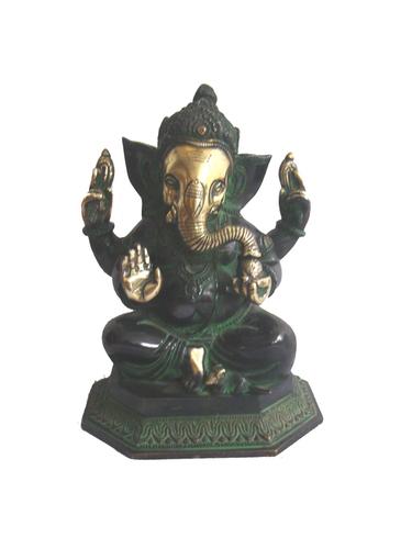 Ganesha Bronze Statues