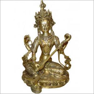 Saraswati Sitting Nepali