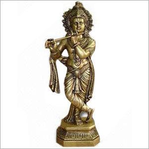 Krishna Standing W/Ring