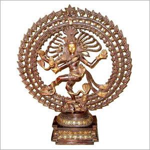 Natraj Dancing Tripple Ring