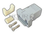 9 Pin Dust Cover Press Fit