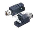 BNC Female to Tool LESS IDC BALUN