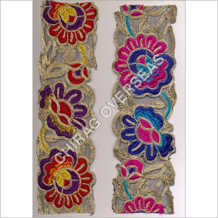 Soft Embroidery Lace
