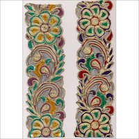Embroidered Zari Laces
