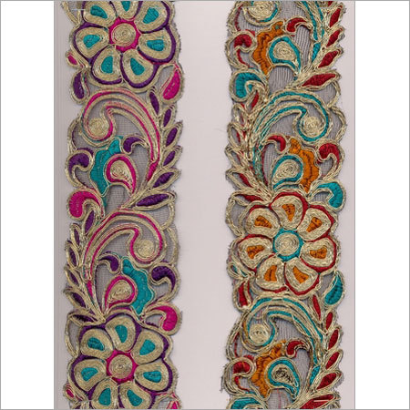 Handwork Embroidery Lace