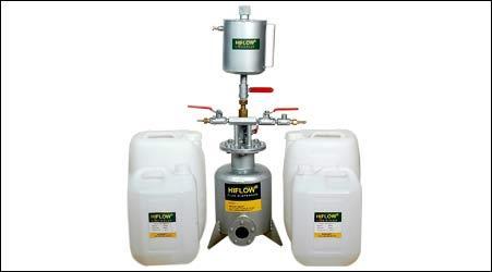 Liquid Gas Fluxes & Dispenser