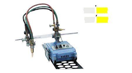 Cutting Trolley Single Torch Heavy Duty