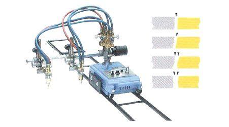 Cutting Trolley Dual Torch Heavy Duty