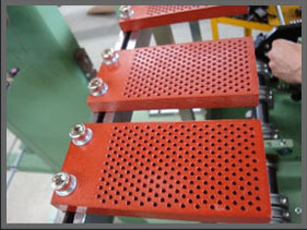 Comber Board (Electronic Jacquard)