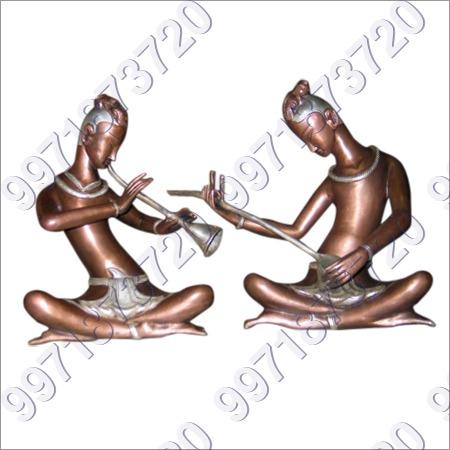Antique Brass Statues