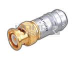 BNC Connector Full Metal Alluminium Cap (Pin Gold Plated)