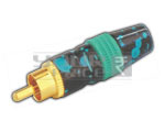 RCA - Connector Full Metal (Gold Plated)