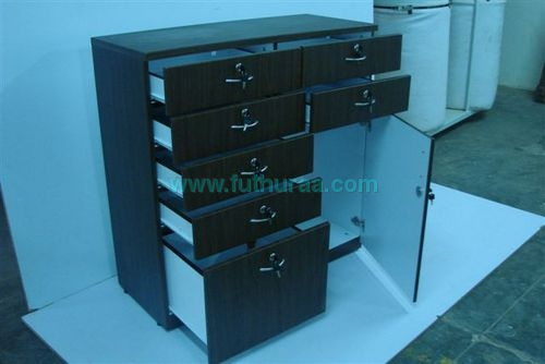 Storage with drawers & doors