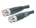 BNC Plug to BNC Plug Cord Deluxe