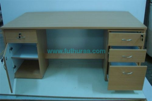 Manager Table with drawers