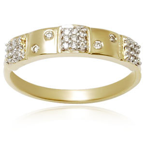 Designer Diamond Band