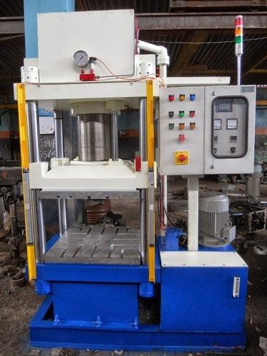 Hydraulics Bakalite Moulding Press