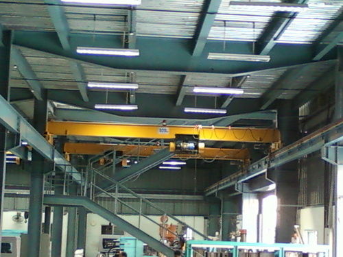 Single Girder Top Running Cranes