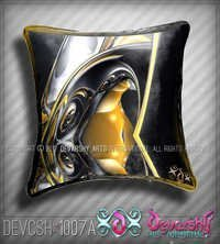 Digital printed Designer Cushion Cover! Modern Abstractions for your Drawing room / car.