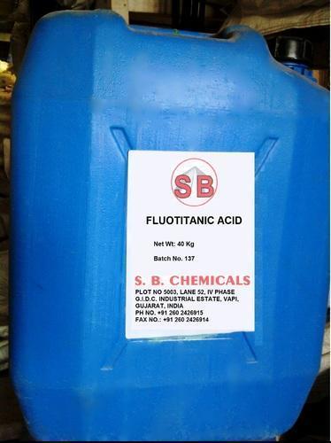 Fluotitanic Acid (Hexafluorotitanic acid)