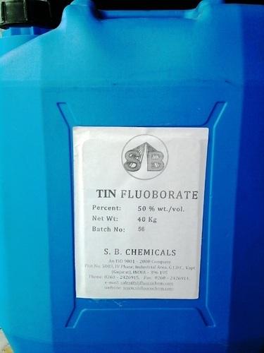 Tin Fluoborate (Stannous Tetrafluoborate)